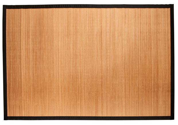 BAMBOO Alfombra 2 colores negro, taupe An. 200 x L 300 cm_bamboo-alfombra-2-colores-negro,-taupe-an--200-x-l-300-cm
