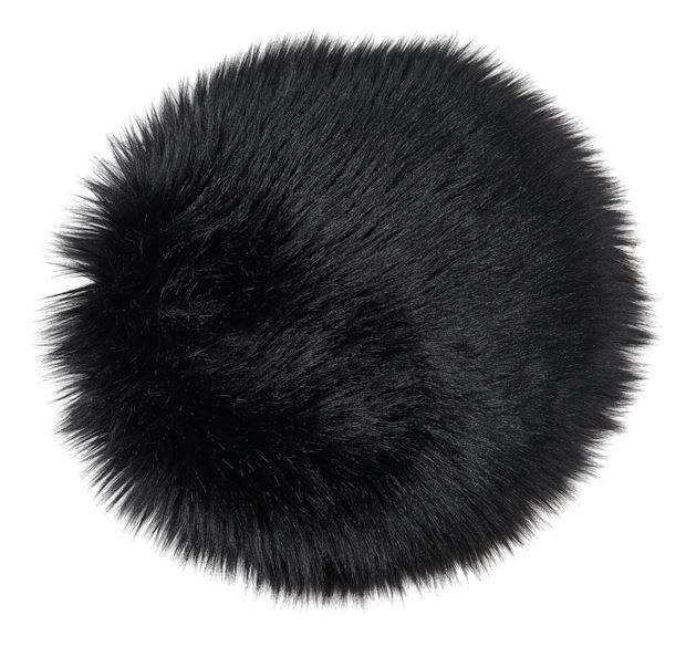 FUR Set de table noir Ø 32 cm_fur-set-de-table-noir-ø-32-cm