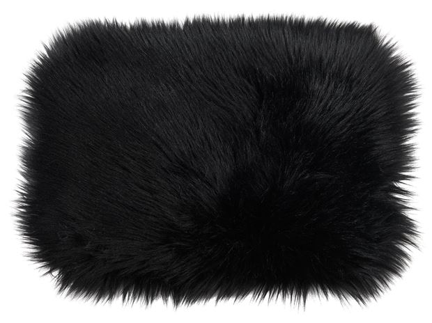 FUR Set de table noir Larg. 32 x Long. 45 cm_fur-set-de-table-noir-larg--32-x-long--45-cm