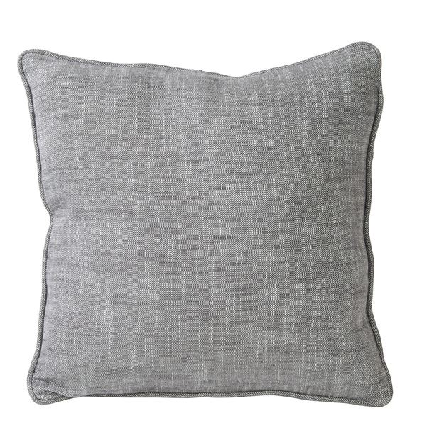CHAMBRAY Housse gris clair Larg. 40 x Long. 40 cm_chambray-housse-gris-clair-larg--40-x-long--40-cm