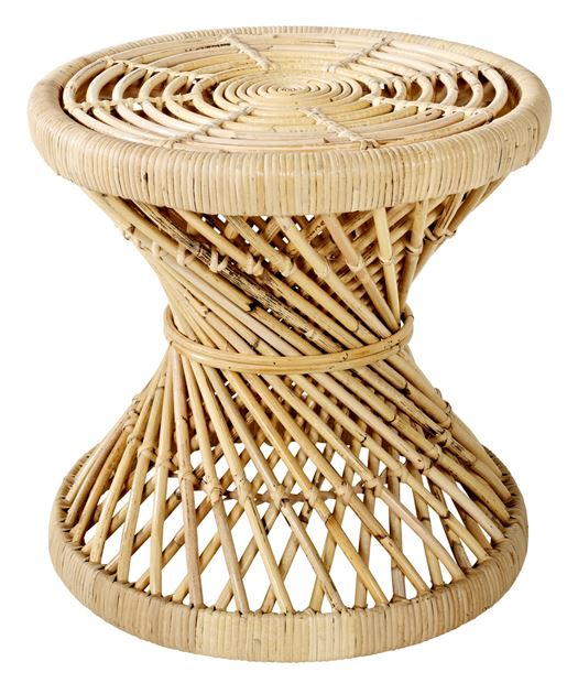 TWIST Taburete natural A 42 cm; Ø 43 cm_twist-taburete-natural-a-42-cm;-ø-43-cm