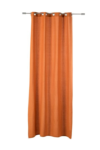ZELDA Rideau orange Larg. 135 x Long. 240 cm_zelda-rideau-orange-larg--135-x-long--240-cm