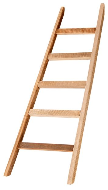 RECYCLE  Ladder naturel H 100 x B 37 cm_recycle--ladder-naturel-h-100-x-b-37-cm