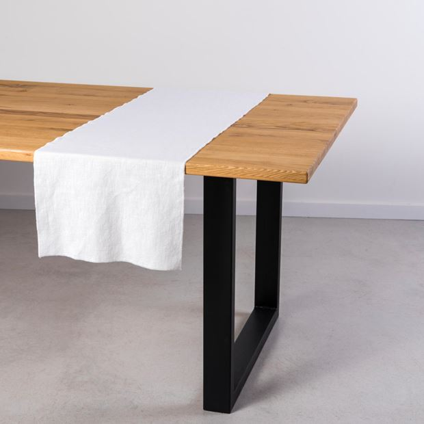 LUXALIN Chemin de table naturel Larg. 42 x Long. 150 cm_luxalin-chemin-de-table-naturel-larg--42-x-long--150-cm