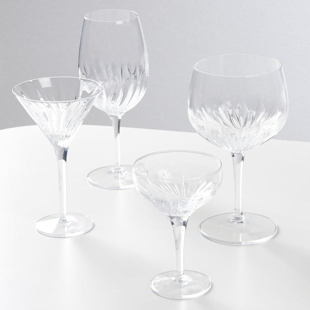 MIXOLOGY Verre à cocktail transparent H 14 cm; Ø 9,5 cm_mixology-verre-à-cocktail-transparent-h-14-cm;-ø-9,5-cm
