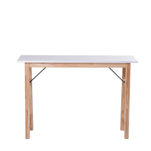 BIANCA Table murale blanc H 75 x Larg. 35 x Long. 110 cm_bianca-table-murale-blanc-h-75-x-larg--35-x-long--110-cm