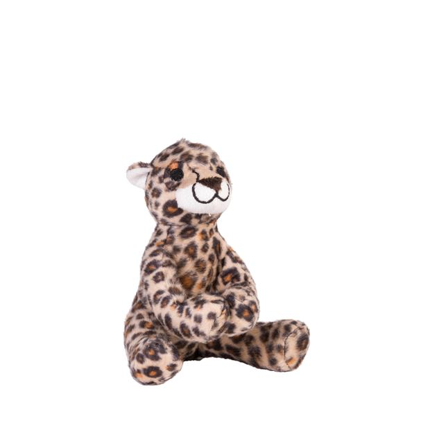 CHEETAH Peluche avec 2 aimants diverses couleurs Long. 13 cm_cheetah-peluche-avec-2-aimants-diverses-couleurs-long--13-cm