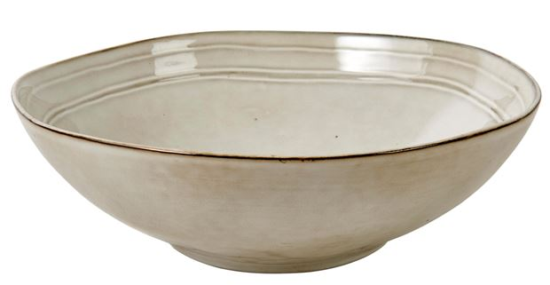 EARTH MARL Tigela creme H 6,4 cm; Ø 24 cm_earth-marl-tigela-creme-h-6,4-cm;-ø-24-cm