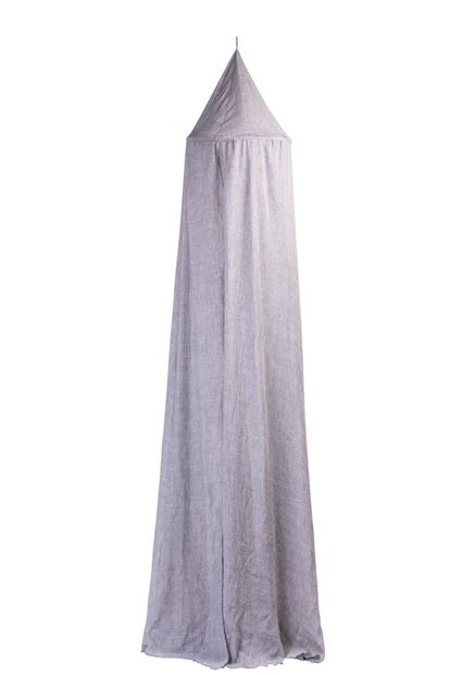 TENDRA Moustiquaire de lit gris Larg. 380 x Long. 200 cm_tendra-moustiquaire-de-lit-gris-larg--380-x-long--200-cm