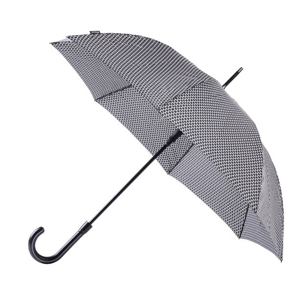 FALCONE Guarda-chuva luxuosa 2 cores preto, multicolor L 90 cm; Ø 101 cm_falcone-guarda-chuva-luxuosa-2-cores-preto,-multicolor-l-90-cm;-ø-101-cm