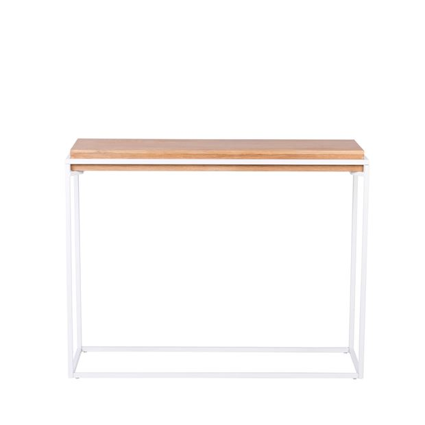 BLOK Table murale naturel H 79 x Long. 100 x P 30 cm_blok-table-murale-naturel-h-79-x-long--100-x-p-30-cm