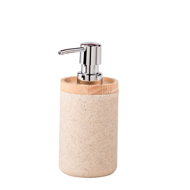 NEW RESIN  Distributeur savon naturel H 17.2 cm; Ø 8 cm_new-resin--distributeur-savon-naturel-h-17-2-cm;-ø-8-cm