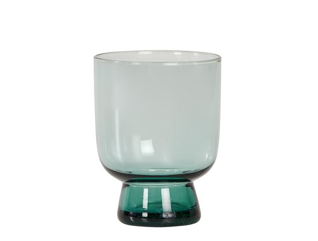 FINESSE GREEN Vaso verde A 10,5 cm; Ø 9 cm_finesse-green-vaso-verde-a-10,5-cm;-ø-9-cm