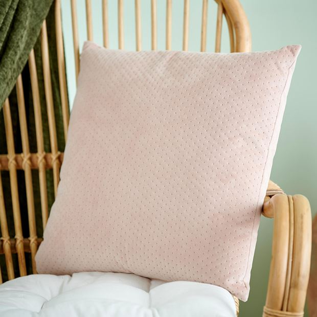 PERFORA Coussin rose Larg. 45 x Long. 45 cm_perfora-coussin-rose-larg--45-x-long--45-cm