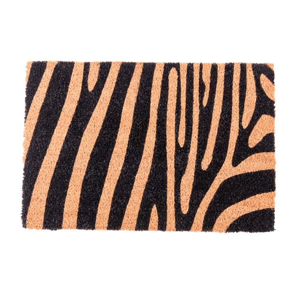 TIGER Paillasson multicolore Larg. 40 x Long. 60 cm_tiger-paillasson-multicolore-larg--40-x-long--60-cm
