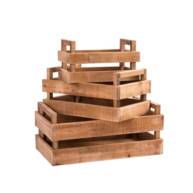 RECYCLE Caisse naturel H 11 x Larg. 29 x P 17 cm_recycle-caisse-naturel-h-11-x-larg--29-x-p-17-cm