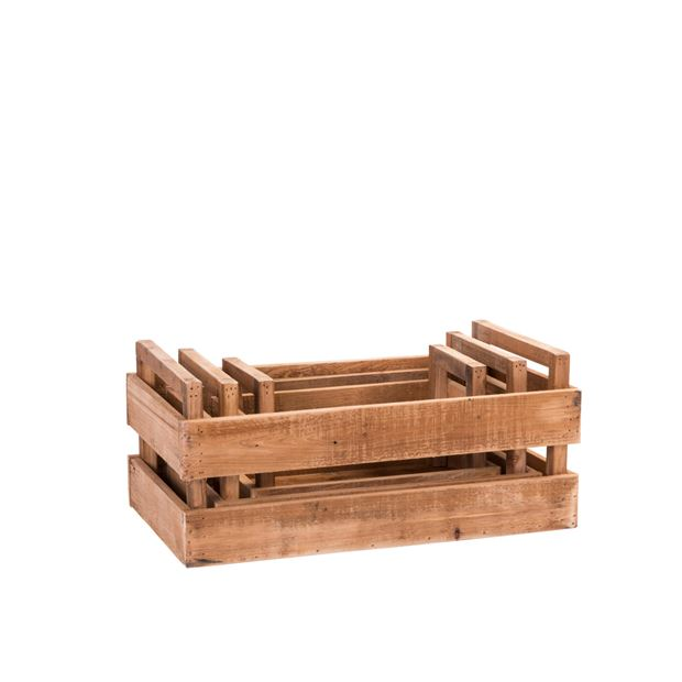 RECYCLE Kratje naturel H 13 x B 37 x D 23 cm_recycle-kratje-naturel-h-13-x-b-37-x-d-23-cm