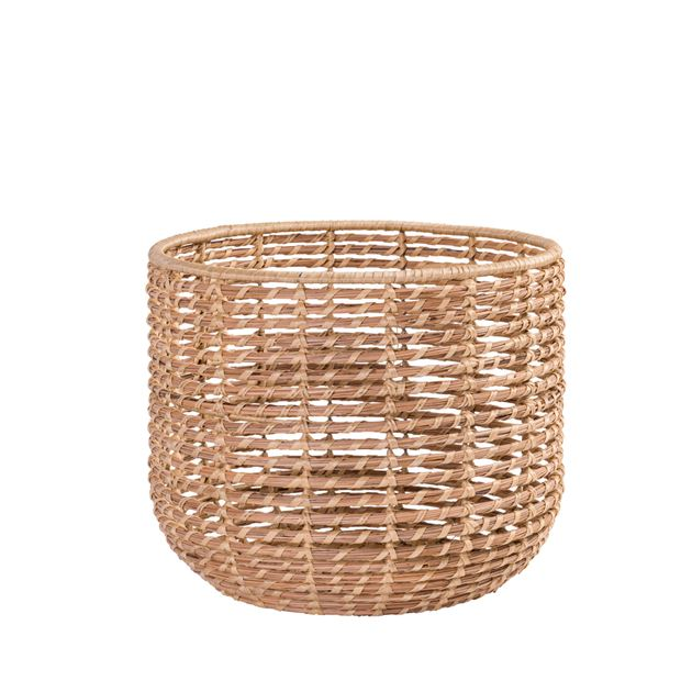 ALABAMA COCO Panier indoor/outdoor naturel H 34 cm; Ø 40 cm_alabama-coco-panier-indooroutdoor-naturel-h-34-cm;-ø-40-cm