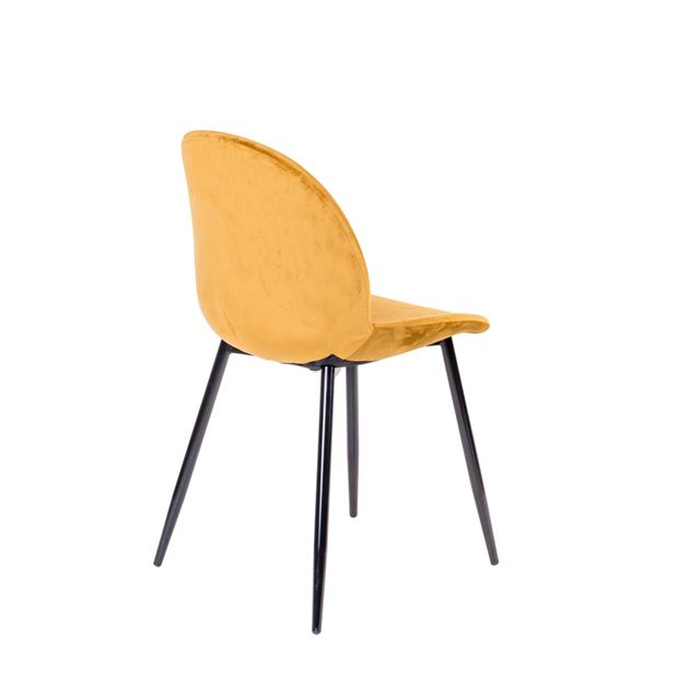 FREYO Silla amarillo curry A 82 x An. 50 x P 53 cm_freyo-silla-amarillo-curry-a-82-x-an--50-x-p-53-cm