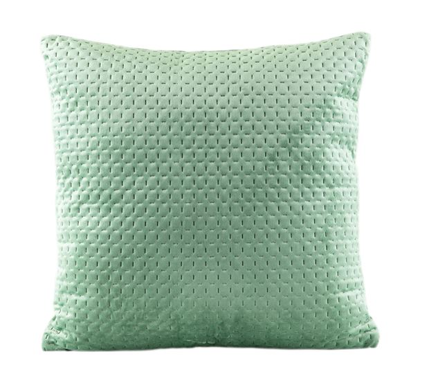 PIA Coussin menthe Larg. 45 x Long. 45 cm_pia-coussin-menthe-larg--45-x-long--45-cm
