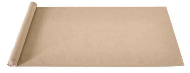 RECYCLE Caminho de mesa taupe W 45 x L 138 cm_recycle-caminho-de-mesa-taupe-w-45-x-l-138-cm