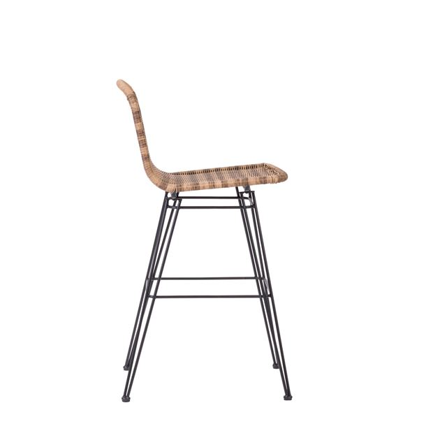 VIENNA Chaise de bar naturel H 106 x Larg. 45 x P 59 cm_vienna-chaise-de-bar-naturel-h-106-x-larg--45-x-p-59-cm