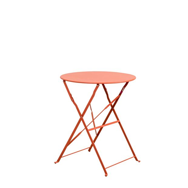 IMPERIAL Table bistrot corail H 71 cm; Ø 60 cm_imperial-table-bistrot-corail-h-71-cm;-ø-60-cm