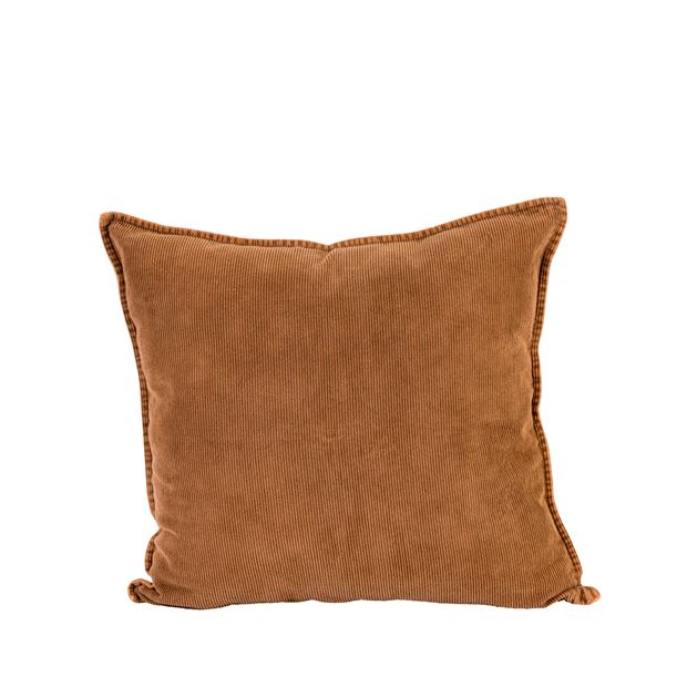 MARRON Coussin brun Larg. 45 x Long. 45 cm_marron-coussin-brun-larg--45-x-long--45-cm
