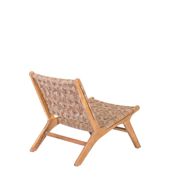 ROB Chaise lounge noir, naturel H 71,5 x Larg. 81 x P 60 cm_rob-chaise-lounge-noir,-naturel-h-71,5-x-larg--81-x-p-60-cm