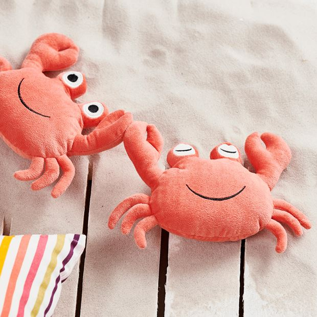 OH CRAB! Peluche rouge H 14 x Larg. 20 cm_oh-crab!-peluche-rouge-h-14-x-larg--20-cm