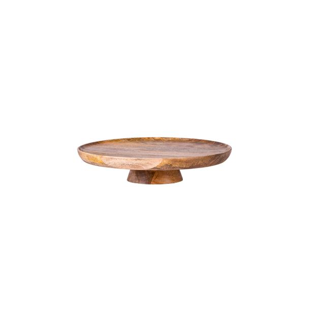 PURE LUXURY Cakestaander naturel H 7 cm; Ø 33 cm_pure-luxury-cakestaander-naturel-h-7-cm;-ø-33-cm