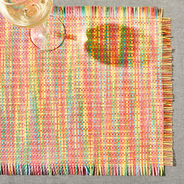 HOLI Set de table multicolore Larg. 33 x Long. 44 cm_holi-set-de-table-multicolore-larg--33-x-long--44-cm