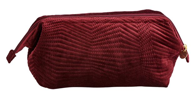 DARCY Neceser rojo oscuro A 18 x An. 12 x L 28 cm_darcy-neceser-rojo-oscuro-a-18-x-an--12-x-l-28-cm