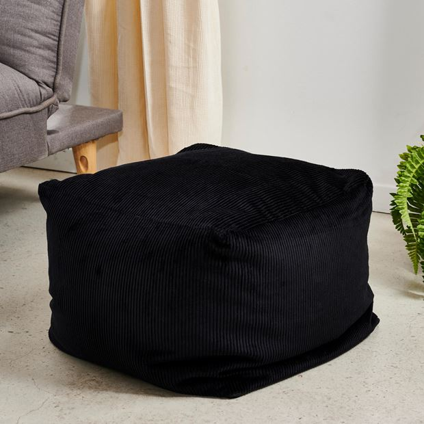 CAMBRIDGE Pouf noir H 35 x Larg. 45 x Long. 45 cm_cambridge-pouf-noir-h-35-x-larg--45-x-long--45-cm