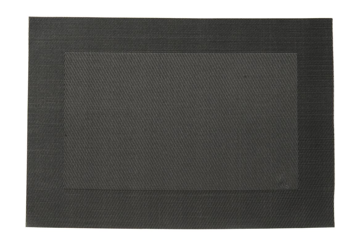FRAME Set de table noir H 35 x Larg. 50 cm_frame-set-de-table-noir-h-35-x-larg--50-cm