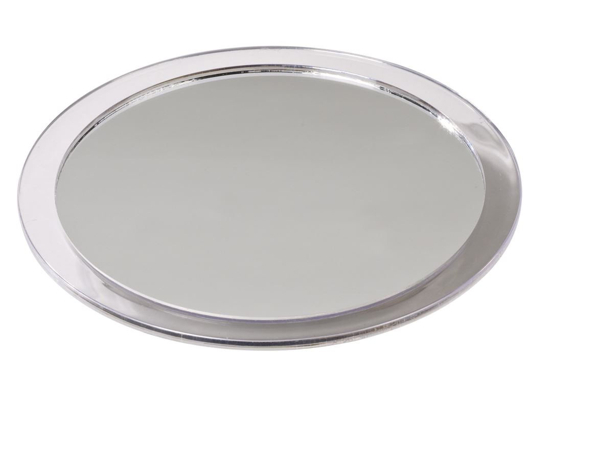 NATURAL LIFE Miroir grossissant transparent H 3 cm; Ø 17 cm_natural-life-miroir-grossissant-transparent-h-3-cm;-ø-17-cm