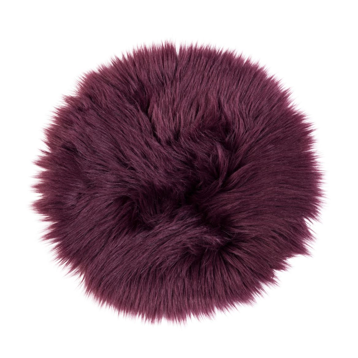 FUR Set de table rouge foncé Ø 32 cm_fur-set-de-table-rouge-foncé-ø-32-cm