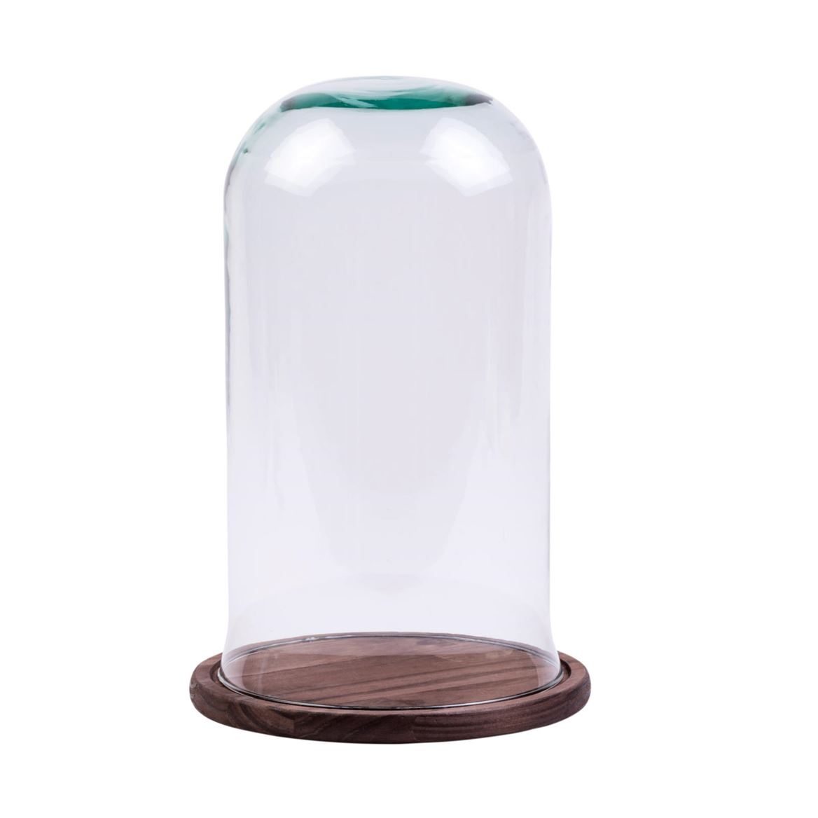 NATURAL Cloche transparent H 39 cm; Ø 22 cm_natural-cloche-transparent-h-39-cm;-ø-22-cm
