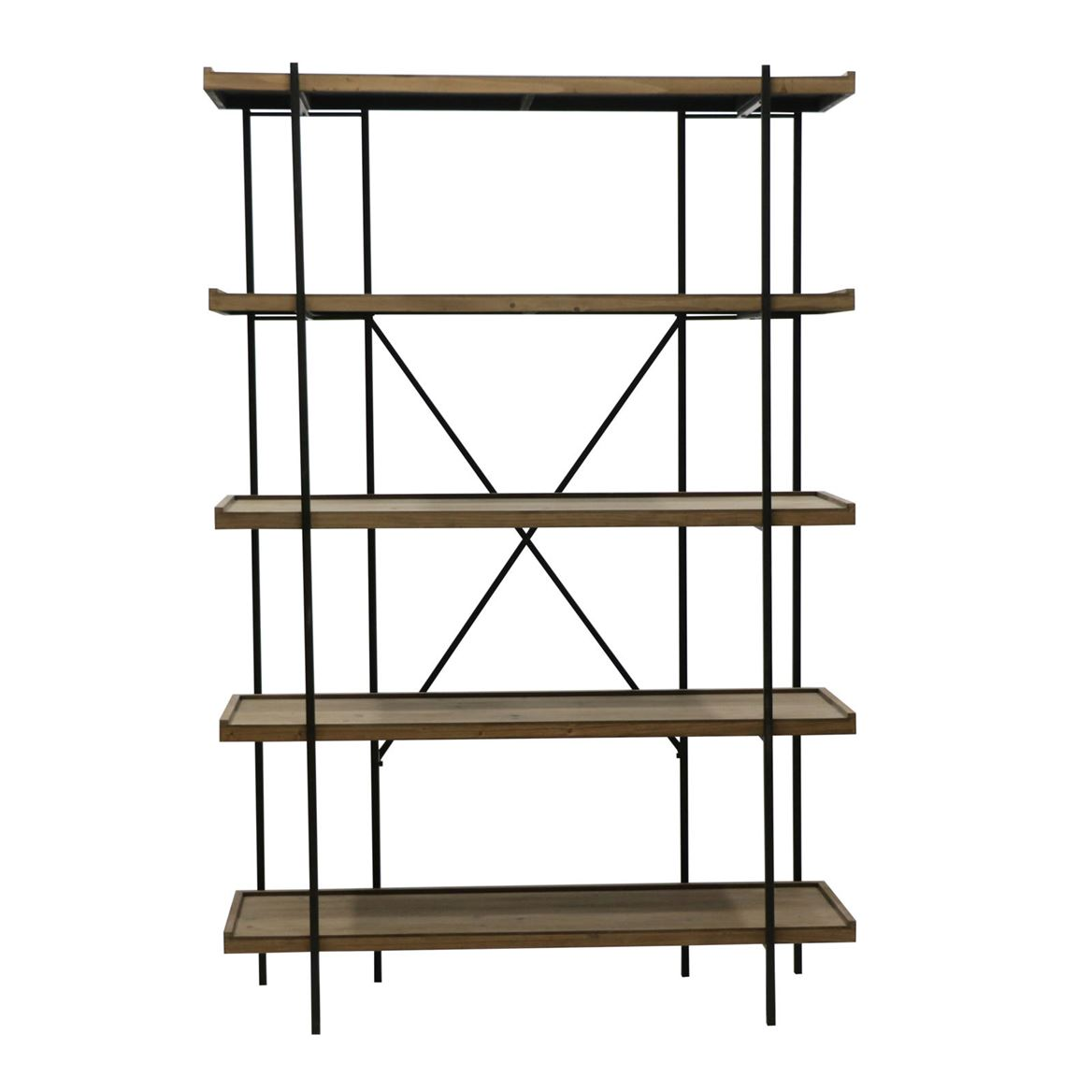 BIG Estante de parede natural H 180 x W 120 x D 38,5 cm_big-estante-de-parede-natural-h-180-x-w-120-x-d-38,5-cm