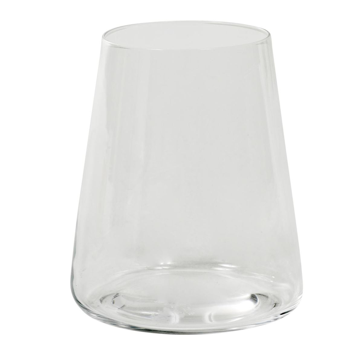 POWER Verre transparent H 11 cm; Ø 9.5 cm_power-verre-transparent-h-11-cm;-ø-9-5-cm