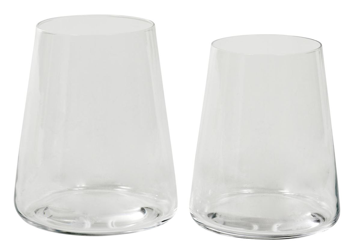 POWER Verre transparent H 11 cm; Ø 9,5 cm_power-verre-transparent-h-11-cm;-ø-9,5-cm