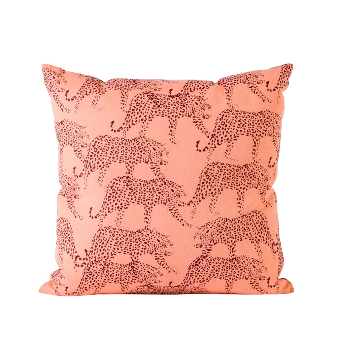 JAGUAR Coussin orange Larg. 40 x Long. 40 cm_jaguar-coussin-orange-larg--40-x-long--40-cm