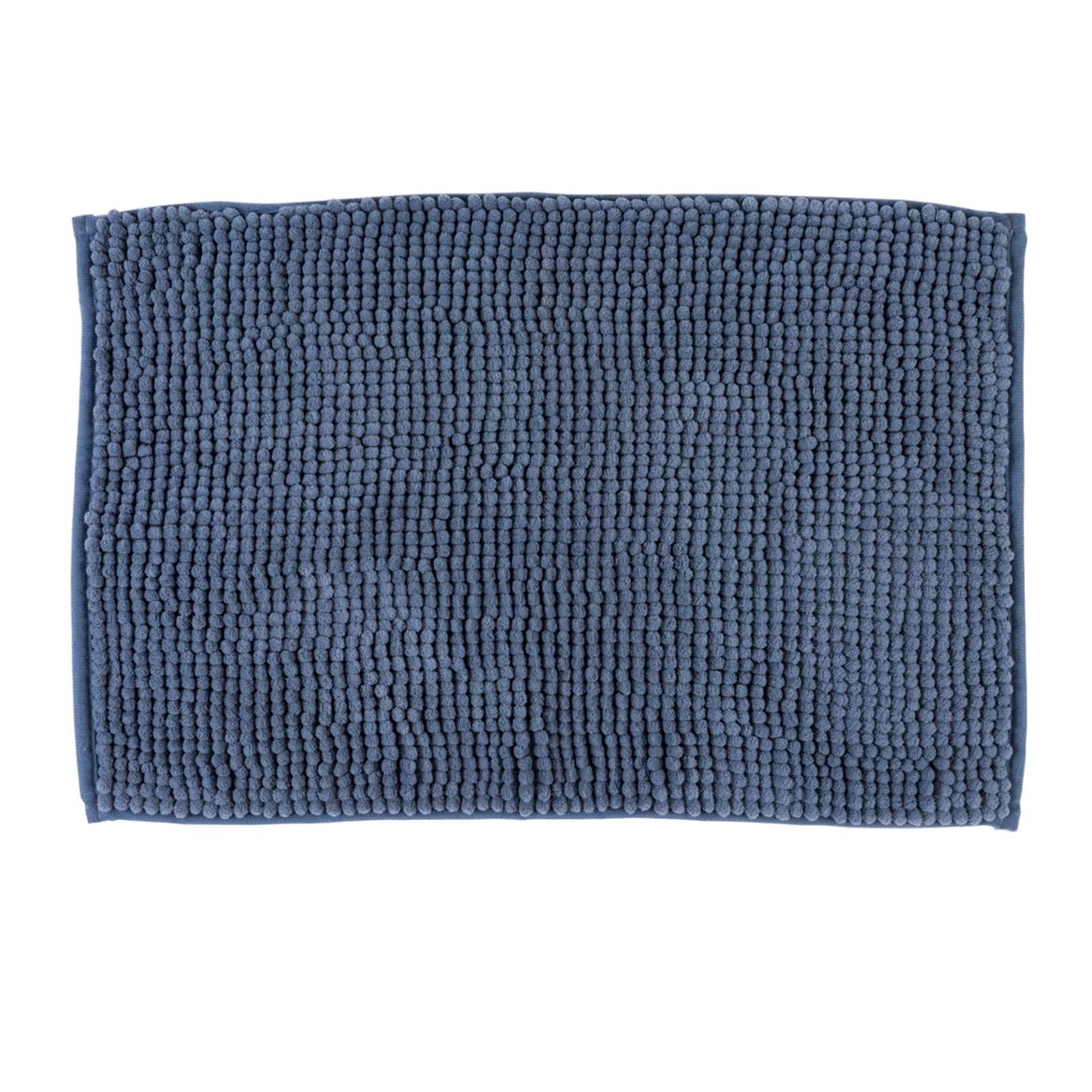 BREEZE Tapis de bain bleu Larg. 40 x Long. 60 cm_breeze-tapis-de-bain-bleu-larg--40-x-long--60-cm