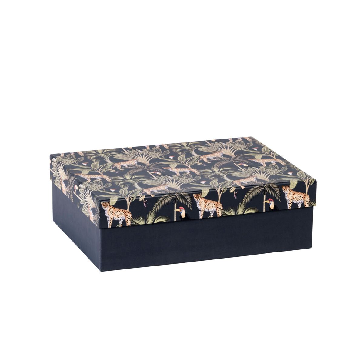 JUNGLE Scatola multicolore H 7 x W 23 x D 17 cm_jungle-scatola-multicolore-h-7-x-w-23-x-d-17-cm