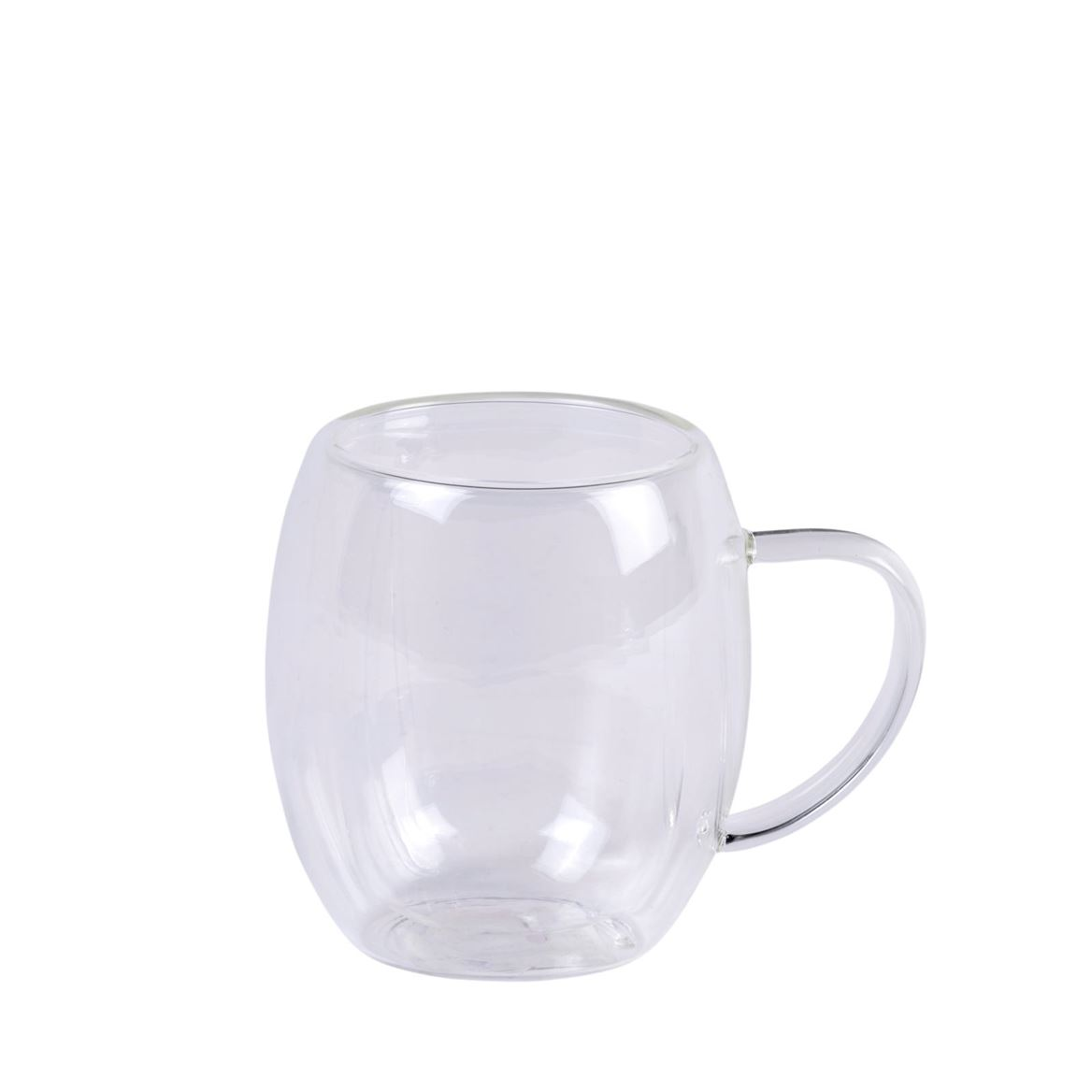 LAGOM Taza de doble pared transparente A 11 cm; Ø 8 cm_lagom-taza-de-doble-pared-transparente-a-11-cm;-ø-8-cm
