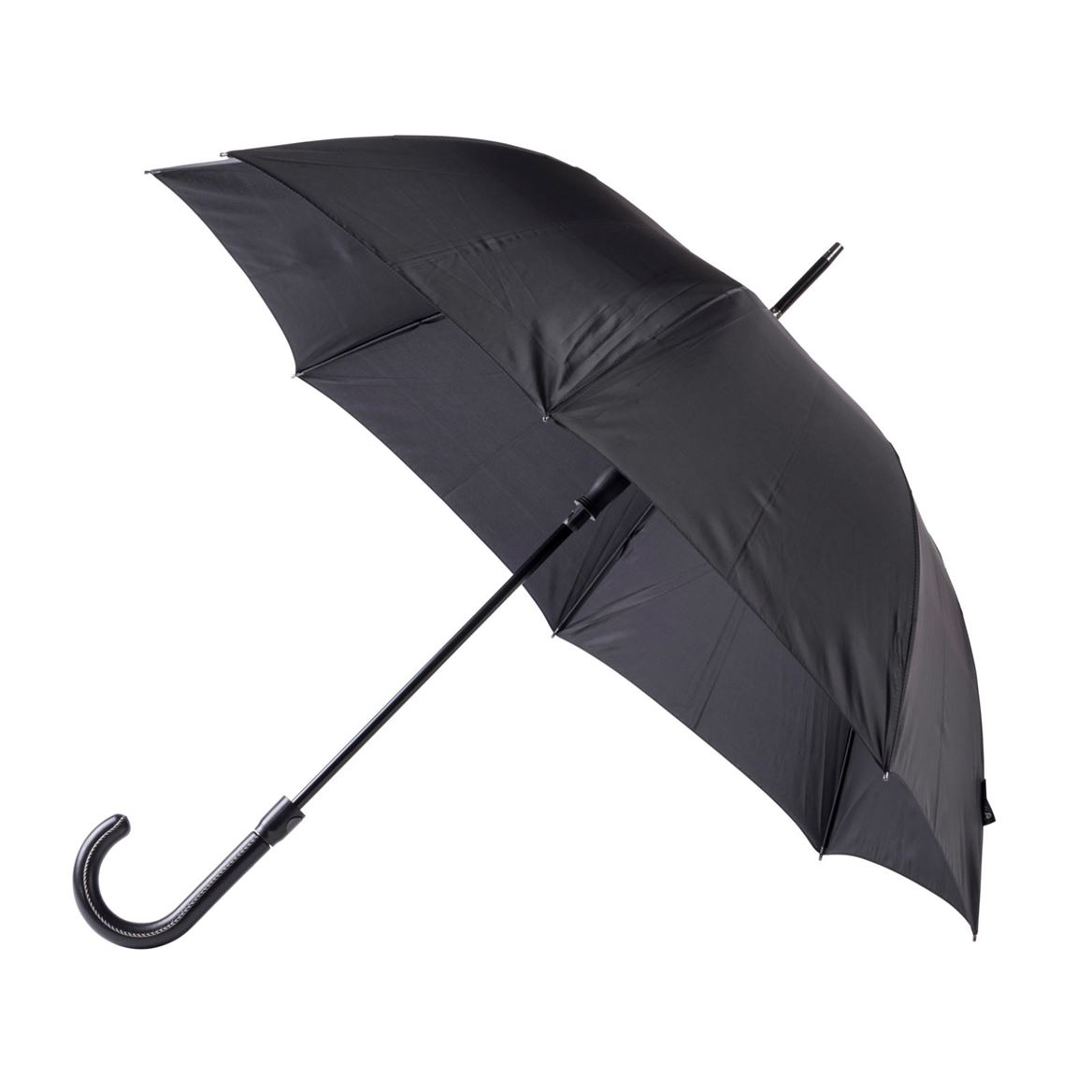 FALCONE Luxe parapluie 2 couleurs noir, multicolore Long. 90 cm; Ø 101 cm_falcone-luxe-parapluie-2-couleurs-noir,-multicolore-long--90-cm;-ø-101-cm