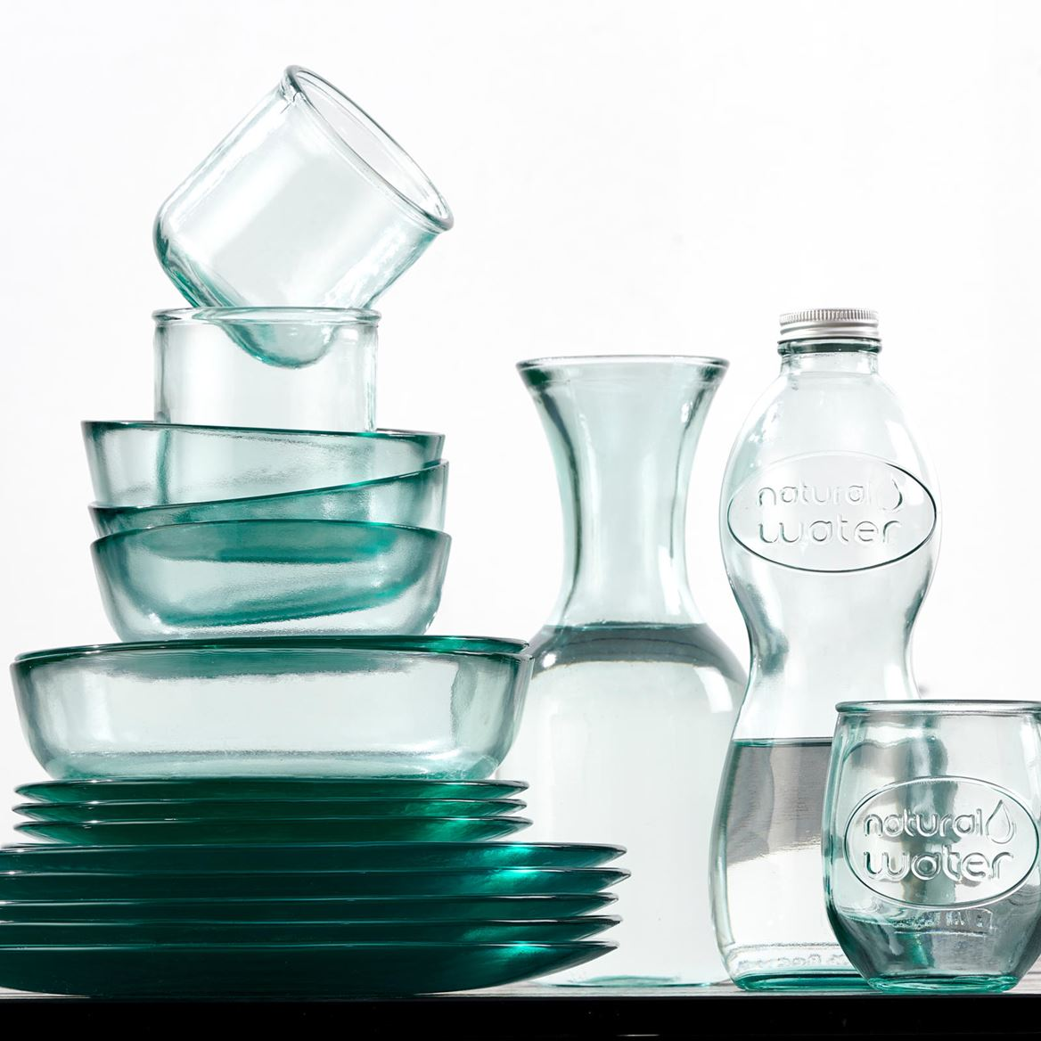 WATER Bouteille transparent H 24,5 cm_water-bouteille-transparent-h-24,5-cm