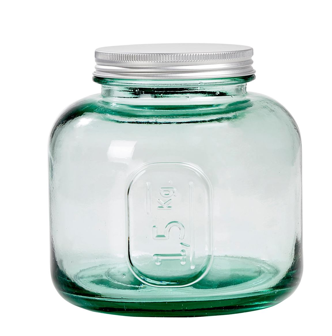 CAPACITY Bocal transparent H 15 cm; Ø 15 cm_capacity-bocal-transparent-h-15-cm;-ø-15-cm