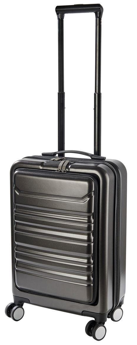 COLUMBUS Businesstrolley grijs H 57 x B 36 x D 23 cm_columbus-businesstrolley-grijs-h-57-x-b-36-x-d-23-cm