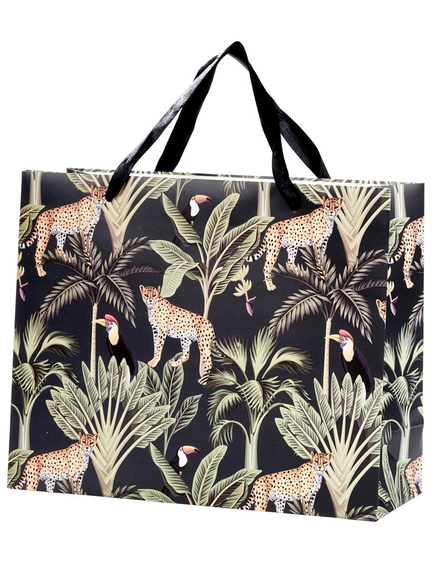 JUNGLE Sac multicolore H 26 x Larg. 32 x P 12 cm_jungle-sac-multicolore-h-26-x-larg--32-x-p-12-cm